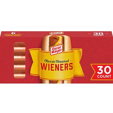 Oscar Mayer® Wieners - 3 lbs.