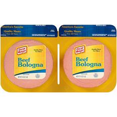Oscar Mayer® Beef Bologna 16 oz. - 2 ct.