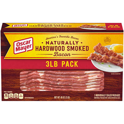 Oscar Mayer® Bacon 1lb. - 3 ct.