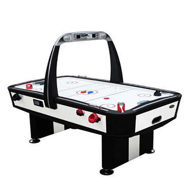 Sportcraft Turbo Hockey Table ... is a full size sportscraft air hockey table the table is 31 in