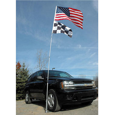 Flag Pole Kits & Accessories for Tailgating