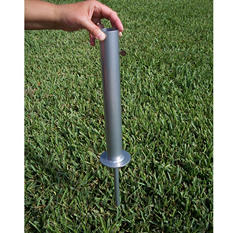 Flag Pole Ground Mount