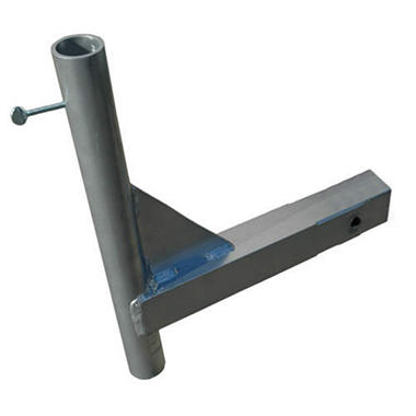 Hitch Mount for Large Diameter Flagpoles