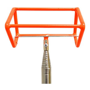 Search N' Rescue 18' Orange Two Golf Ball Retriever