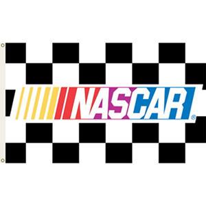 Nascar Logo Flag - 3' x 5'