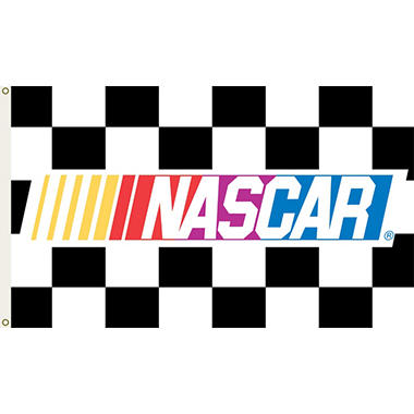 Nascar Flags - 3' x 5' - Various Styles