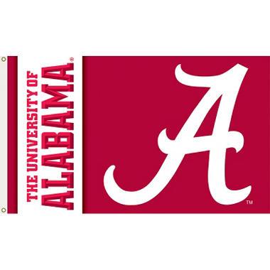 NCAA Alabama Crimson Tide 3' x 5' Flag
