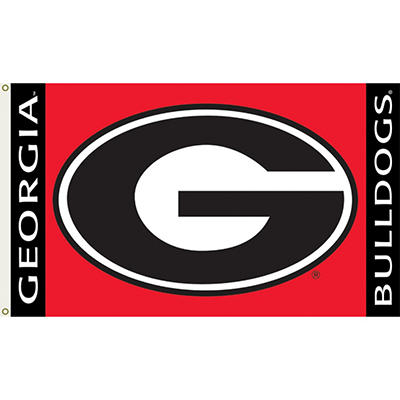 NCAA Georgia Bulldogs 3' x 5' Flag