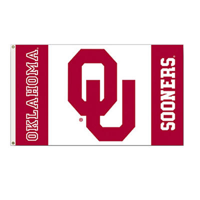 NCAA Oklahoma Sooners 3' x 5' Flag