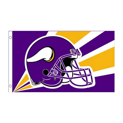 NFL Minnesota Vikings 3' x 5' Flag