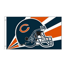 NFL Chicago Bears 3' x 5' Flag