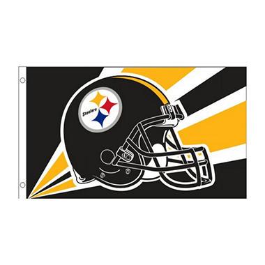 NFL Pittsburgh Steelers 3' x 5' Flag