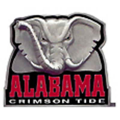 NCAA Alabama Crimson Tide Hitch Cover