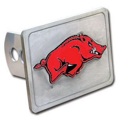 NCAA Arkansas Razorbacks Hitch Cover