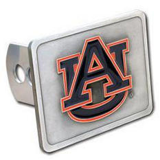 NCAA Auburn Tigers Hitch Cover
