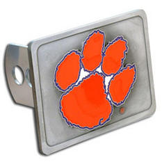 NCAA Clemson Tigers Hitch Cover (Save Now)