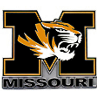 NCAA Missouri Tigers Hitch Cover