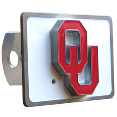 NCAA Oklahoma Sooners Hitch Cover