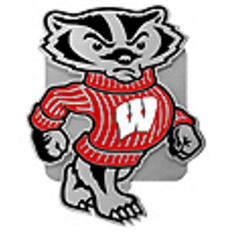 NCAA Wisconsin Badgers Hitch Cover