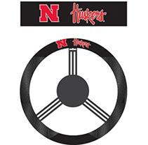 Click here for NCAA Nebraska Cornhuskers Steering Wheel Cover prices
