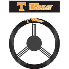 NCAA Tennessee Volunteers Steering Wheel Cover