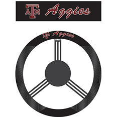 NCAA Texas A&M Aggies Steering Wheel Cover