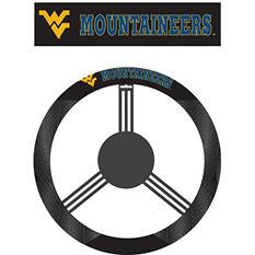 NCAA West Virginia Mountianeers Steering Wheel Cover