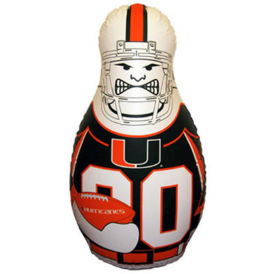 NCAA Miami Hurricanes Tackle Buddy