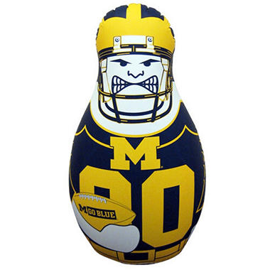 NCAA Michigan Wolverines Tackle Buddy
