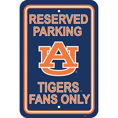 NCAA Auburn Tigers Parking Sign