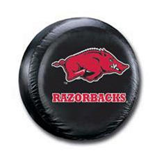 NCAA Arkansas Razorbacks Tire Cover