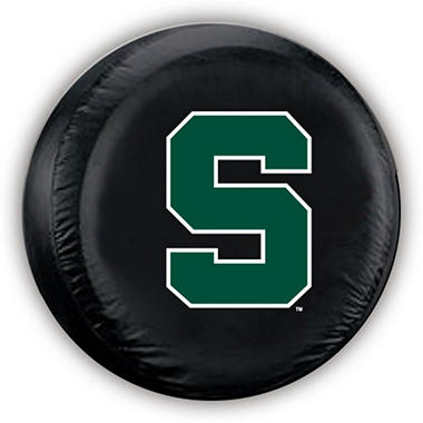 NCAA Michigan State Spartans Tire Cover