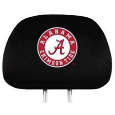 NCAA Alabama Crimson Tide Headrest Cover