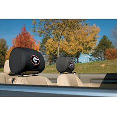 NCAA Georgia Bulldogs Headrest Cover