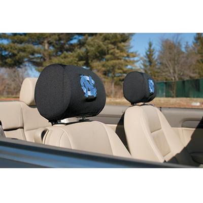 NCAA North Carolina Tarheels Headrest Cover