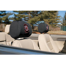 NCAA South Carolina Gamecocks Headrest Cover