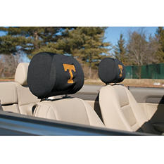 NCAA Tennessee Volunteers Headrest Cover (Save Now)