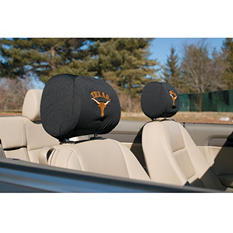 NCAA Texas Longhorns Headrest Cover (Save Now)
