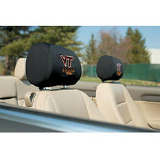 NCAA Virginia Tech Hokies Headrest Cover