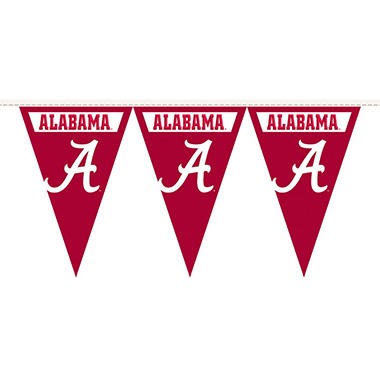 NCAA Alabama Crimson Tide Party Pennant