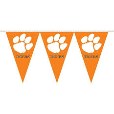 NCAA Clemson Tigers Party Pennant (Save Now)