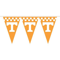NCAA Tennessee Volunteers Party Pennant
