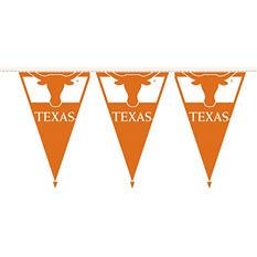 NCAA Texas Longhorns Party Pennant (Save Now)