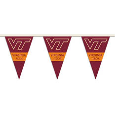 NCAA Virginia Tech Hokies Party Pennant (Save Now)