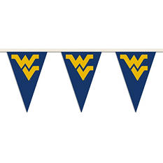 NCAA West Virginia Mountianeers Party Pennant