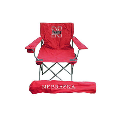 NCAA Nebraska Cornhuskers Tailgating Chair