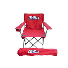 NCAA Mississippi Rebels Tailgating Chair