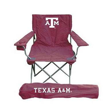 NCAA Tailgate Chair Texas A&M