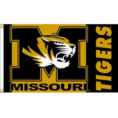 NCAA Missouri Tigers - 3 x 5 Flag