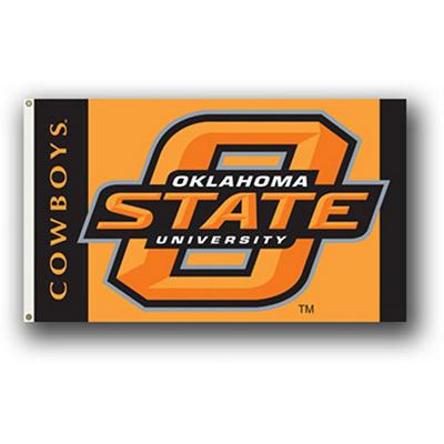 NCAA Oklahoma State Cowboys - 3 x 5 Flag